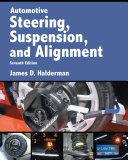 Automotive Steering  Suspension   Alignment
