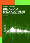 Die Audio Enzyklop  die