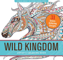 Wild Kingdom Artist s Coloring Book  31 Stress Relieving Designs