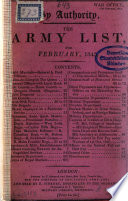 The Army List