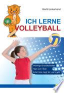 Ich lerne Volleyball