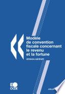 Mod  le de convention fiscale concernant le revenu et la fortune   Version abr  g  e 2010