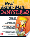 Real Estate Math Demystified
