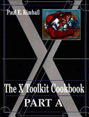 The X Toolkit Cookbook