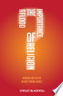 The Importance Of Religion book