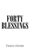 Forty Blessings