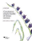 illustration du livre Conciliation emploi-famille et temps sociaux, 4e édition