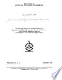 Miscellaneous Publication