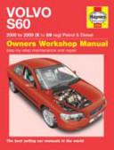Volvo S60 Petrol And Diesel Service And Repair Manual