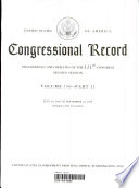 United States Of America Congressional Record