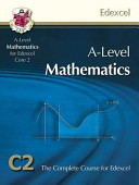 AS/A Level Maths for Edexcel - Core 2: Student Book