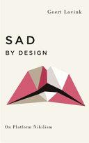 Book Sad by Design