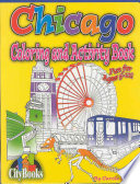 Chicago Coloring   Activity Book