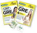 Complete GRE Test Prep Bundle