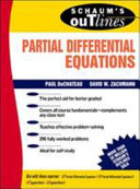 Schaum s Outline of Partial Differential Equations