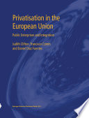 Privatisation in the European Union
