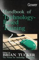 Handbook Of Technology Based Training