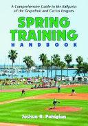 Spring Training Handbook