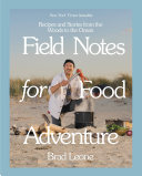 Field Notes For Food Adventure