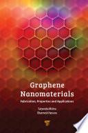 Graphene Nanomaterials book