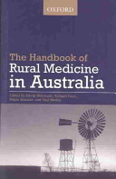 The Handbook of Rural Medicine in Australia
