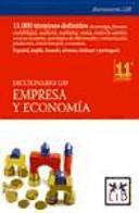 illustration du livre Diccionario LID de empresa y economía