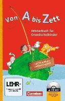 Von A bis Zett  W  rterbuch mit Bild Wort Lexikon Englisch und CD ROM
