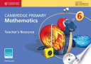 Cambridge Primary Mathematics Stage 6 Teacher S Resource With Cd Rom