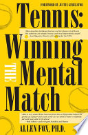 Tennis  Winning the Mental Match