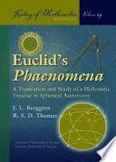 Euclid s Phaenomena