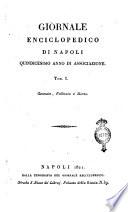 Giornale enciclopedico di Napoli