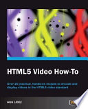 HTML5 Video How to