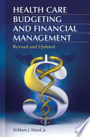 Health Care Budgeting and Financial Management  2nd Edition