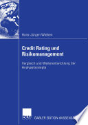 Credit Rating und Risikomanagement
