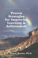 Proven Strategies For Improving Learning Achievement