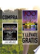 Compra COLECCI  N COMPLETA CUENTOS y ll  vate gratis 100 REGLAS PARA AUMENTAR TU PRODUCTIVIDAD