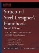Structural Steel Designer S Handbook
