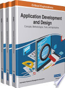 application-development-and-design-concepts-methodologies-tools-and-applications