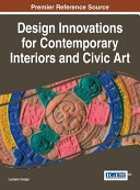 Book Design Innovations for Contemporary Interiors and Civic Art
