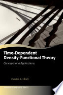 Time Dependent Density Functional Theory
