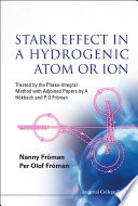 Stark Effect in a Hydrogenic Atom Or Ion
