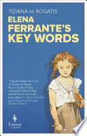 Book Elena Ferrante s Key Words