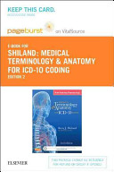 Medical Terminology Anatomy For Icd 10 Coding Pageburst On Vitalsource Retail Access Code
