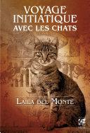 illustration Voyage initiatique avec les chats