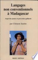 Langages non conventionnels à Madagascar