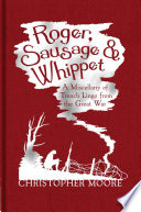Roger  Sausage and Whippet