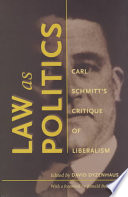 Law as Politics