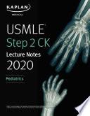 Usmle Step 2 Ck Lecture Notes 2019 Pediatrics