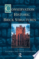 Conservation of Historic Brick Structures
