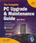 The Complete PC Upgrade   Maintenance Guide